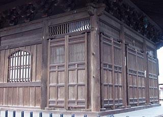高倉寺観音堂-2