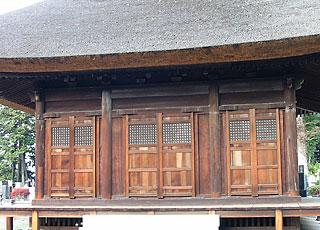廣徳寺大御堂-2